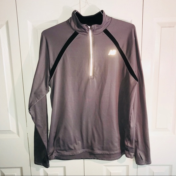 0883f85023b6d New Balance Jackets & Coats | 14 Zip Running Pullover Mens Xl | Poshmark